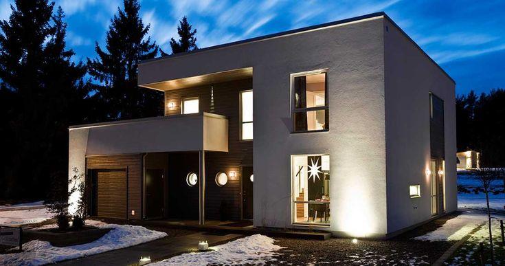 Moderna hus | Bygga nytt hus och villa med hustillverkaren Götenehus | Götenehus
