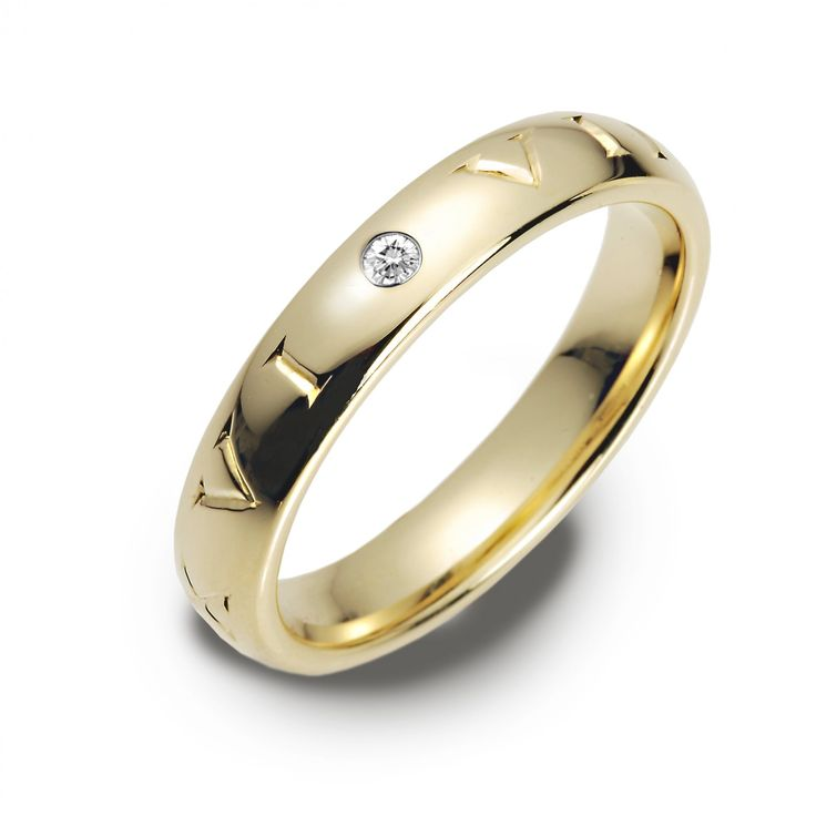 Roman Numeral Wedding Bands: 45 Best Roman Numeral Wedding Rings Images On Pinterest