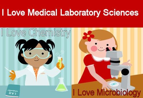 I Love Medical Laboratory Sciences <3