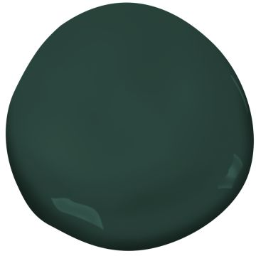Hunter Green 2041-10  | Benjamin Moore
