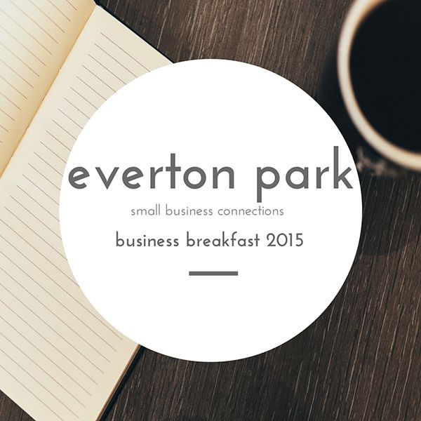 Not Quite Cooked: Everton Park Business Breakfast 2015