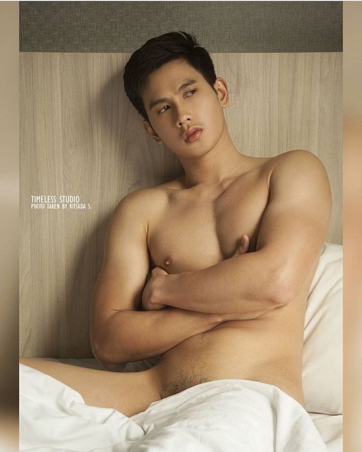 Thai male model naked photo — 8