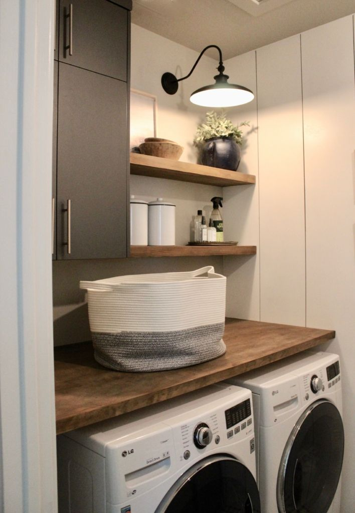 Pin By Lolly Davis On House With Images Small Utility Room