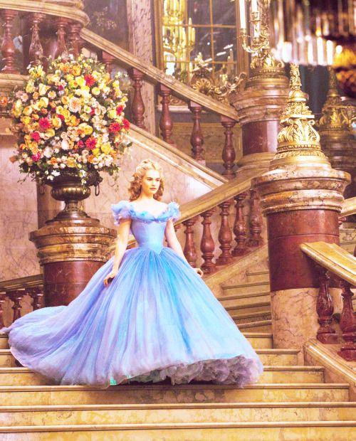 Linha Princesa.Cinderela,filme 2015.