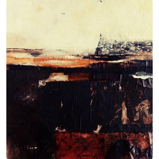 Muralla 60*50 cm.   #IrynaGragera #art #arte #pintura #cartagena #españa #spain #museo #museodelprado #artemoderno #mixmedia #oleo #modernart #paisaje #landscape #museoreinasofia #abstractart #madrid #ok_madrid #informalart #informalism #informalismo #ok_spain #tecnicamixta #artist #gallery #ok_sevilla #sevilla #odessa