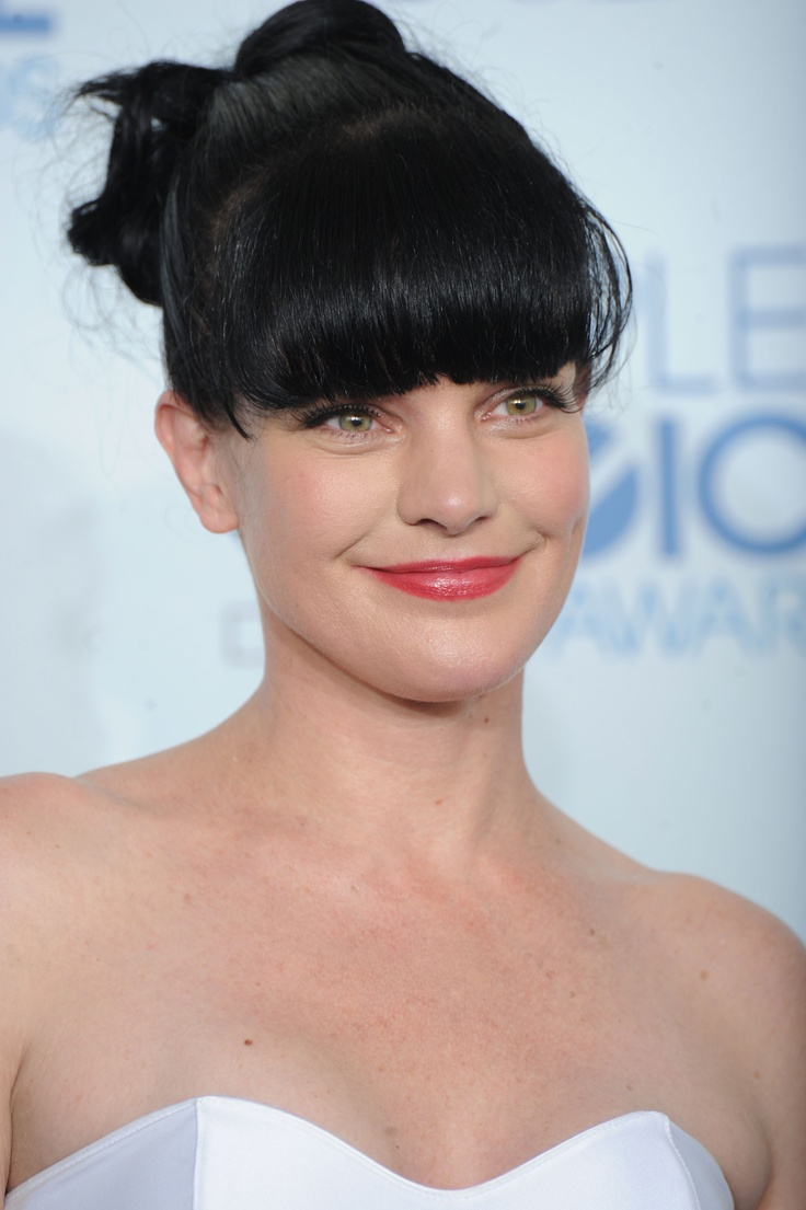 Pauley Perrette on 'NCIS' and her work with Hope Gardens