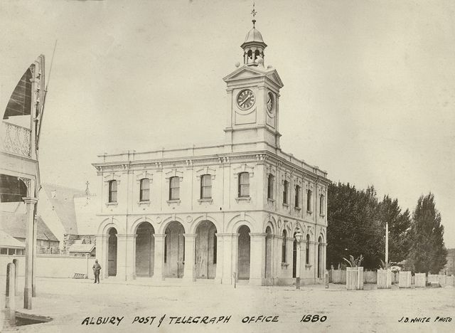 Albury Post and Telegraph Office | Flickr - Photo Sharing
