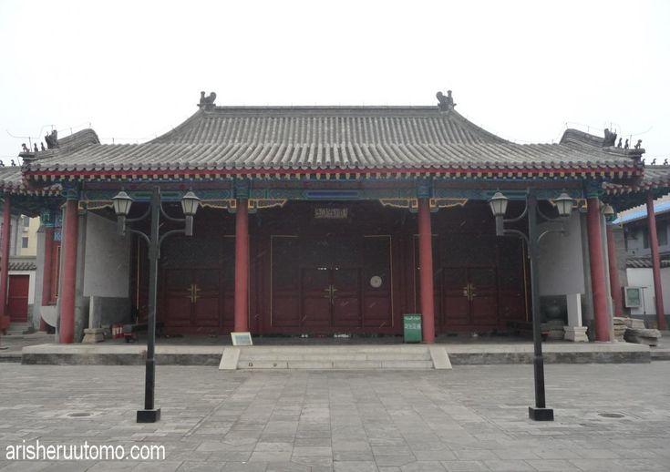 Dongsi Mosque, Beijing.