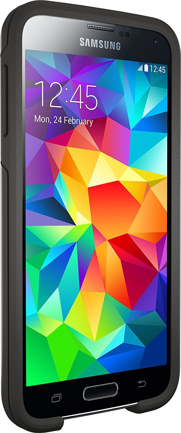 Otterbox SYMMETRY SERIES for Samsung Galaxy S5 - BLACK