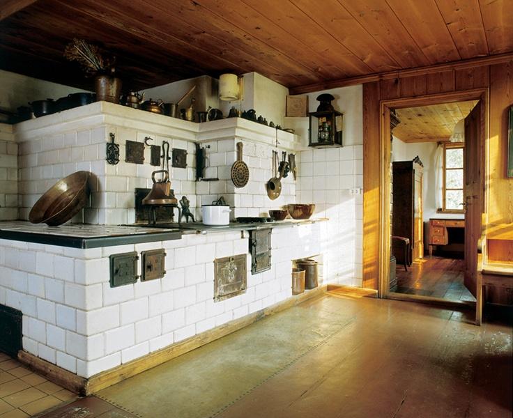 masonry heater/stove