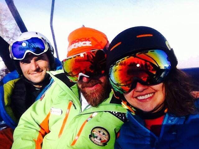 #selfie #AEvolutionSkiSchool #SkiareaCampiglio #Folgarida #ValdiSole #Trentino