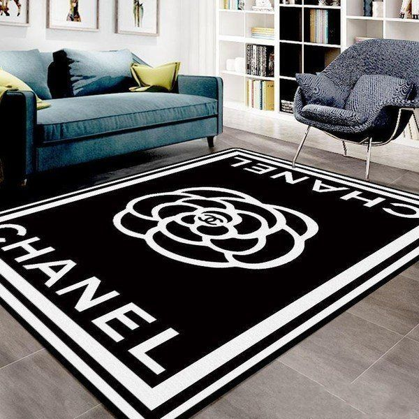 Size Chart Small 3x5 Feet Medium 4x6 Feet Large 5x8 Feet Applicable Scope Livingroom Be In 2020 Rugs In Living Room Living Room Carpet Black And White Living Room