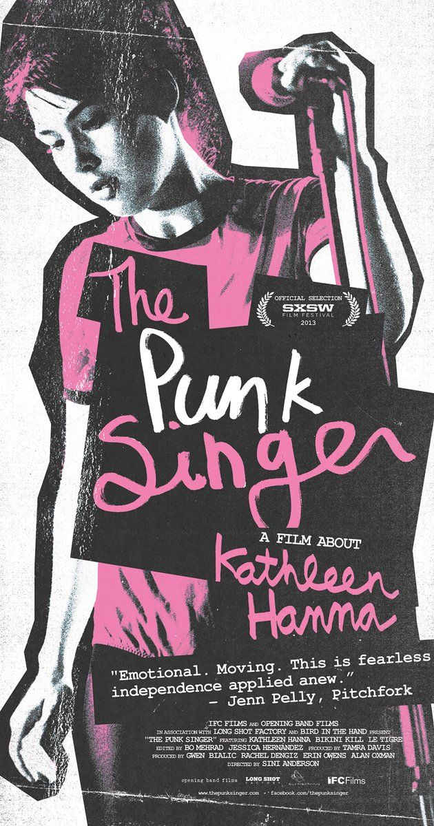 "Directed by Sini Anderson.  With Kathleen Hanna, Carrie Brownstein, Kim Gordon, Joan Jett. A look at the life of activist, musician, and cultural icon Kathleen Hanna, who formed the punk band Bikini Kill and pioneered the ""riot grrrl"" movement of the 1990s."