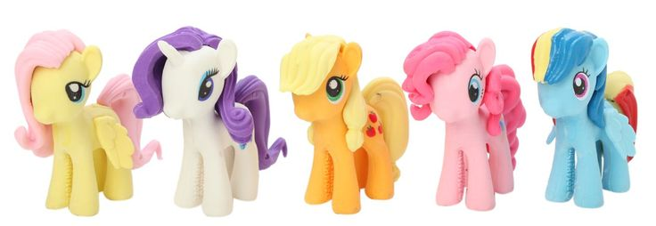 Equestria Daily: My Little Pony Puzzle Eraseez Blind Bag