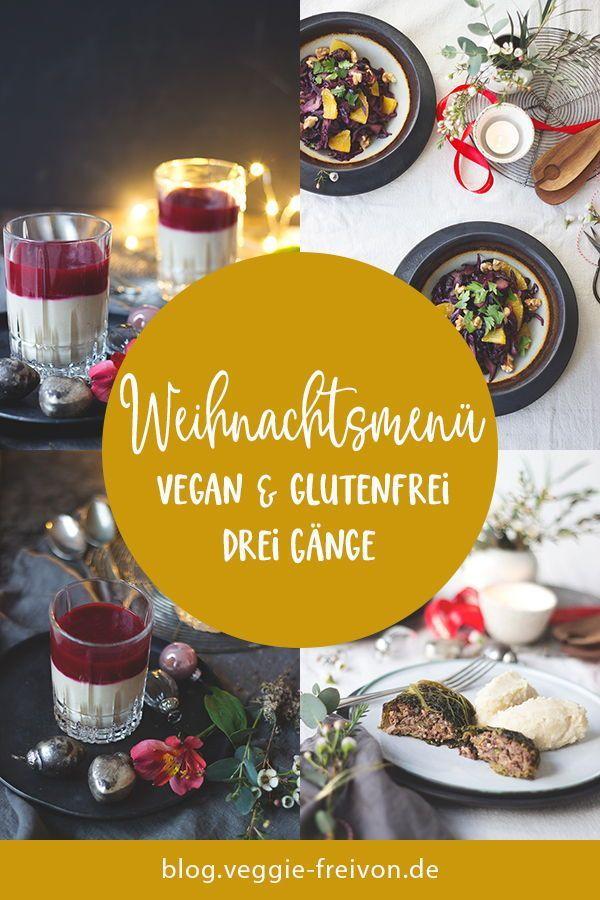 Weihnachtsmenü Einfach.Festessen Weihnachten Dieses Vegane Weihnachtsmenü Ist Einfach