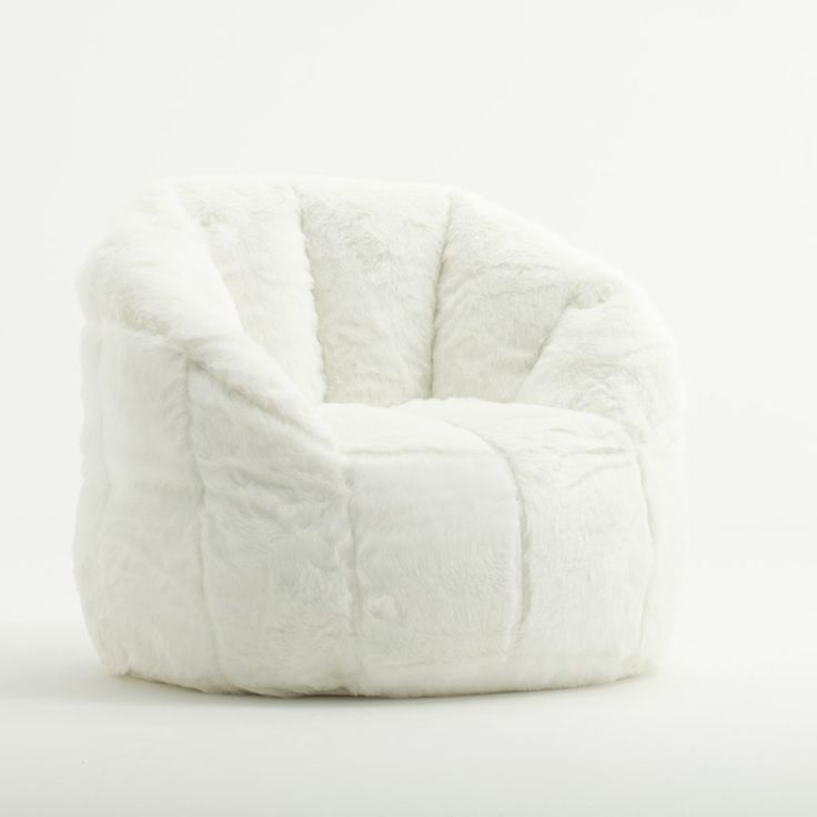 the 25+ best fuzzy bean bag chair ideas on pinterest | fluffy bean