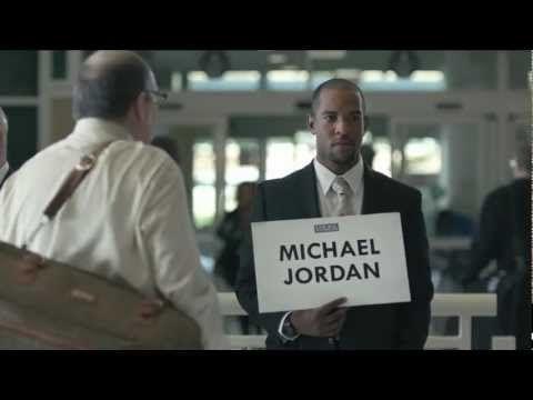 ESPN Michael Jordan Commercial -- It's Not Crazy, It's Sports