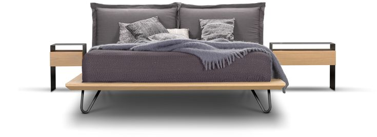 METALVILLE BED | homad
