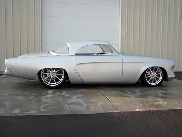 1953 Studebaker At Barrett-Jackson's  Very nicely done.