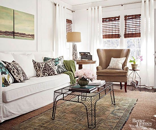 1116 best images about Cozy Living Room Decor on Pinterest ...