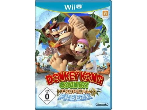 Donkey Kong Country: Tropical Freeze  Wii U in Actionspiele FSK 0, Spiele und Games in Online Shop http://Spiel.Zone