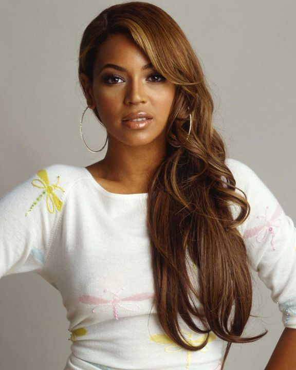 Beyonce Knowles celebrities with diamond shape face