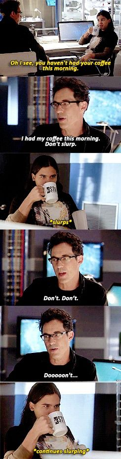 › CISCO RAMON› HARRISON WELLS› THE FLASH second season was so fun with these 2