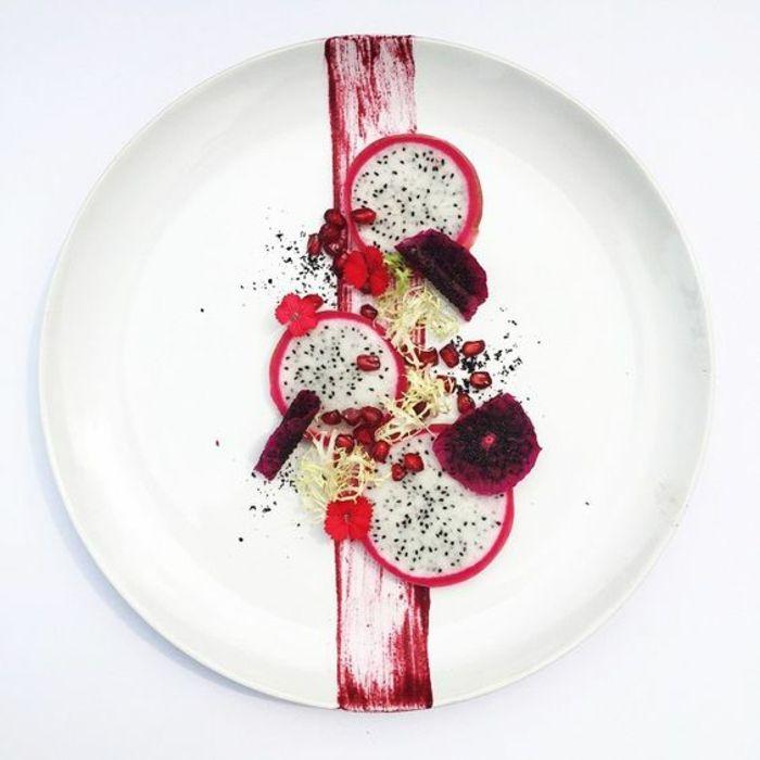 """Fabuleux 1146 best présentation à l'assiette """"salé-sucré"""" images on  NC71"""