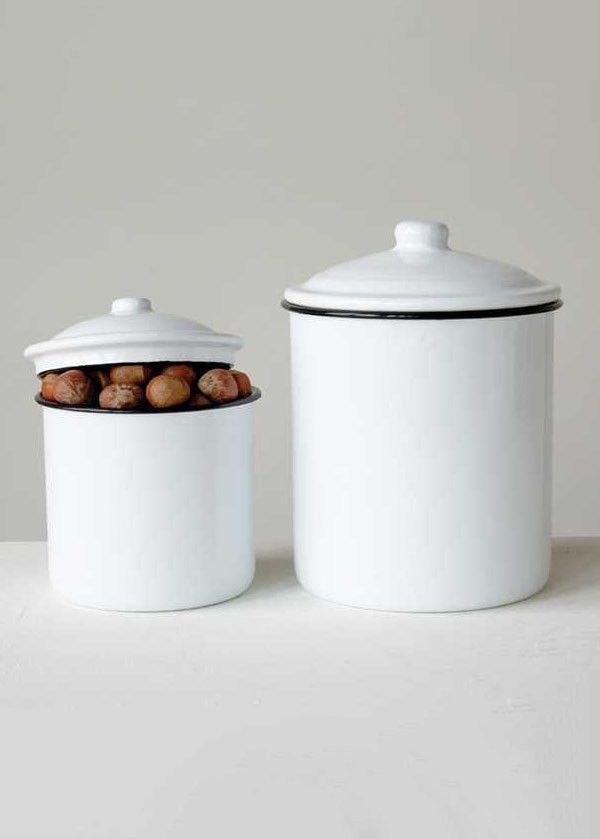 17 best ideas about kitchen canisters on pinterest