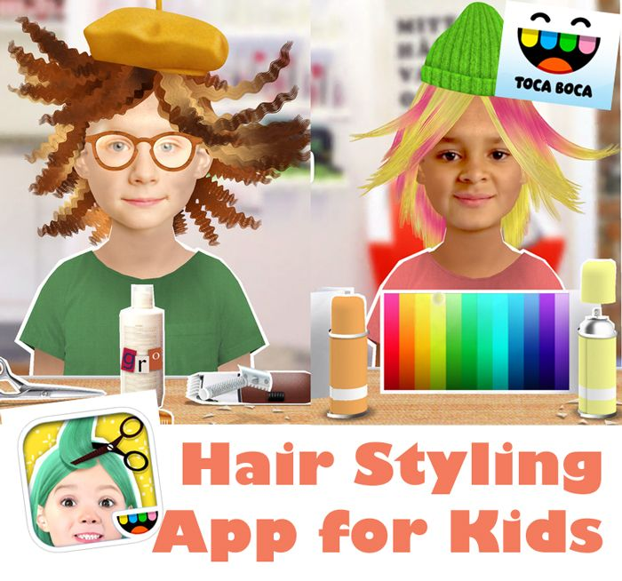 toca boca hair style 17 best images about apps for on news 3259 | ee6535548283d9f08f6eaf7c40dc6cb6