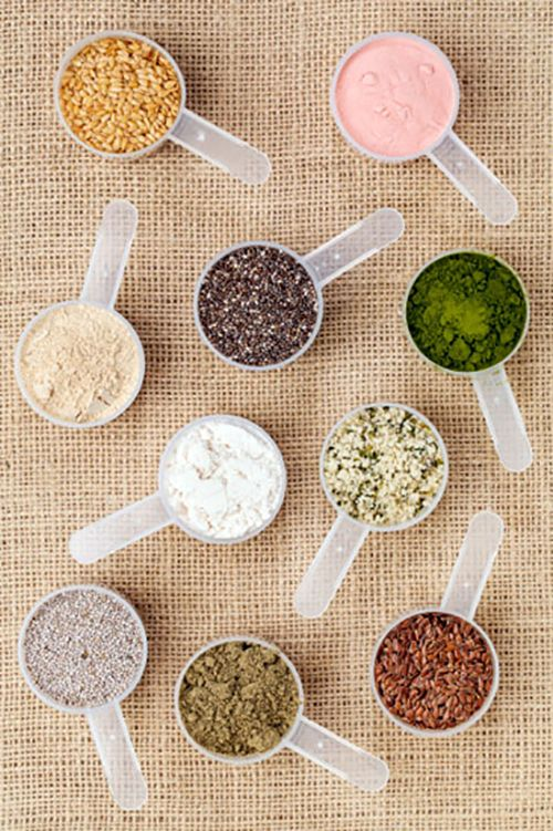 The 11 Best Smoothie Ingredients I get tired of sliders (where you only see 1 thing per page), but there is enough information on each items on this one, that the slider works.