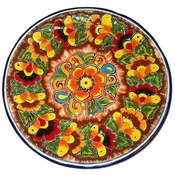 Talavera Classic Plate
