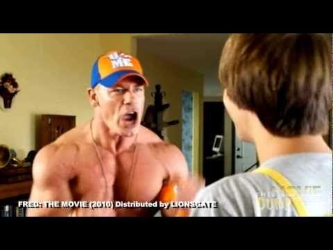 FRED THE MOVIE: John Cena Scenes