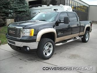 2013 GMC Sierra 2500 HD4 by Rocky Mountain Truckworks ...