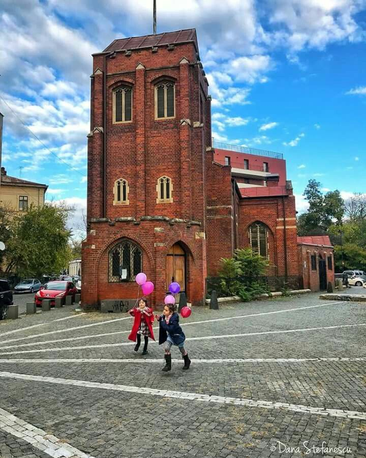 Biserica Anglicana Bucuresti nov.2017