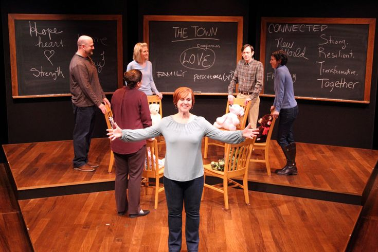 '26 Pebbles' Review – Human Race Theatre Company – Healing in the Aftermath | Dayton Most Metro
