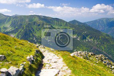 Fototapeta Tatra Mountain, Poland, Czerwone Wierchy