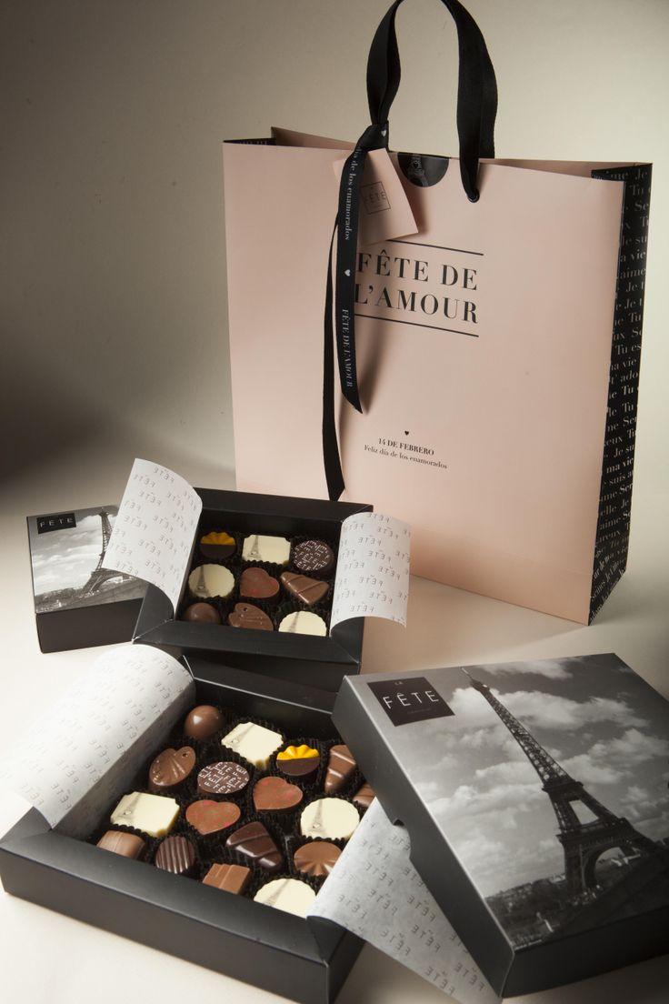 ¡Vive La Fête de L'Amour en todas las tiendas La Fête. Sorprende con nuestra edición especial para el 14 de febrero