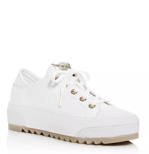 Keegan Platform Low-Top Sneakers Shoes