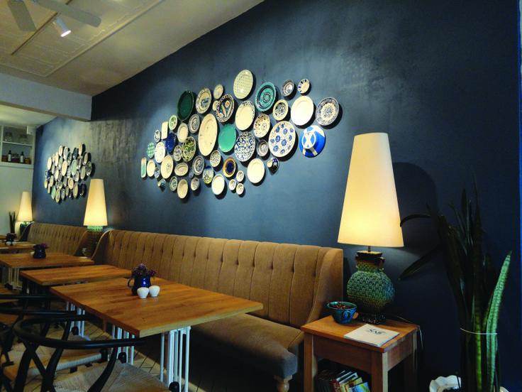 Naif Restaurant, İnterior Design by Lunapark