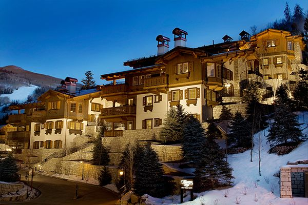 Hotel in Vail CO: Chalets at the The Lodge at Vail
