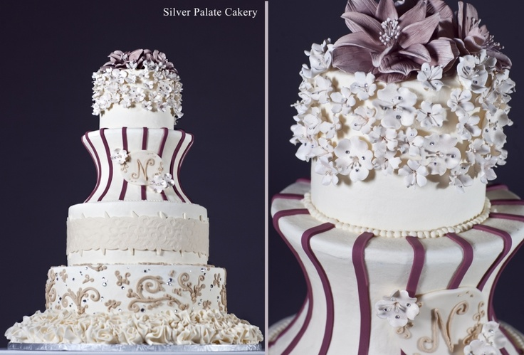 wedding cakes shreveport bossier silver palate cakery shreveport bossier wedding cakes 25458