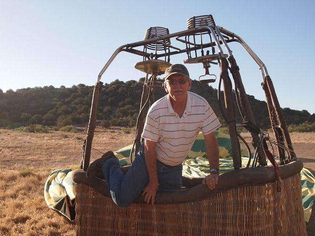 気球操縦士