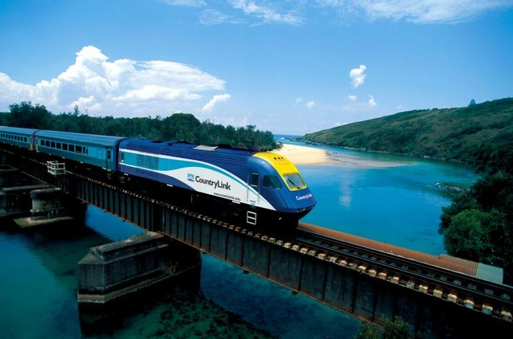 Countrylink Explorer~Train from Melbourne to Sydney #Australia #wannago