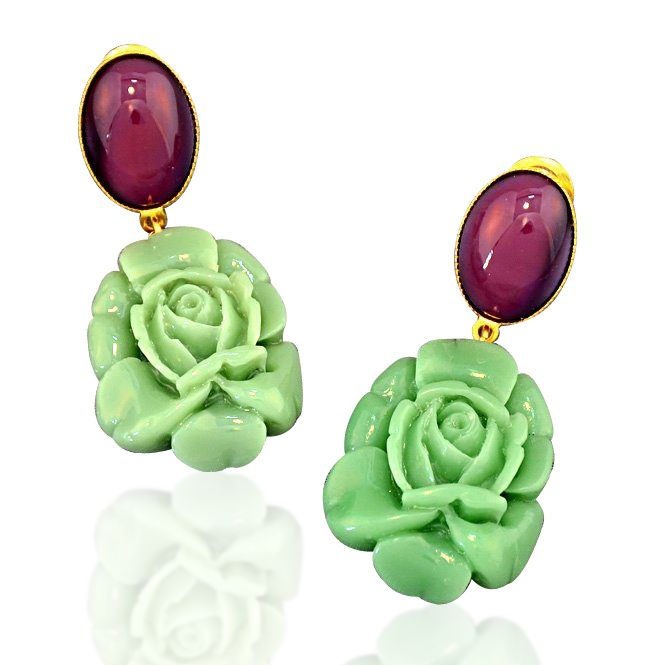 Extraordinary Earrings by SchwesterSchwester, Berlin, Germany