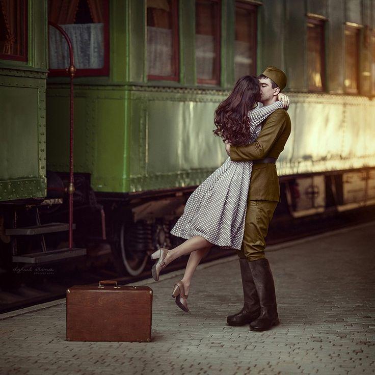 Картинка поезд любви