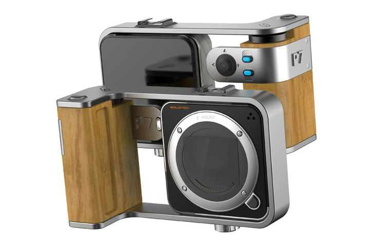 Customizable Concept Camera by Equinox
