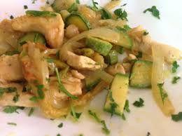 Straccetti di pollo con zucchine - BimbyPerDimagrire