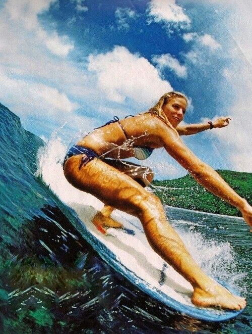 Surfer Chicks