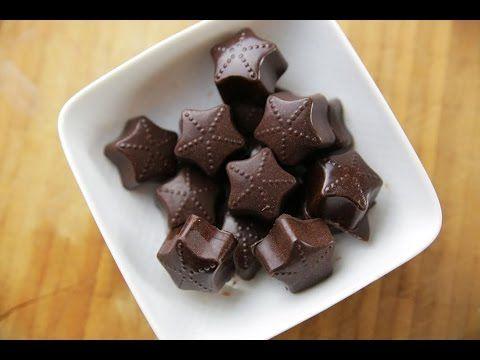 Ev Yapımı Çikolata Tarifi - İdil Tatari - Yemek Tarifleri - How to Make Chocolate From Scratch - YouTube